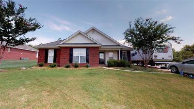 Prattville Single Family Home For Sale: 606 River Birch Drive