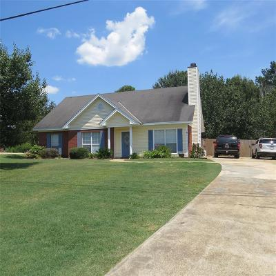 Wetumpka Single Family Home For Sale: 2350 Mitchell Creek Road