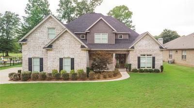 Wetumpka Single Family Home For Sale: 132 Mountain Laurel Road