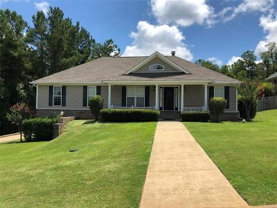 Wetumpka Single Family Home For Sale: 200 Forest Hill Road