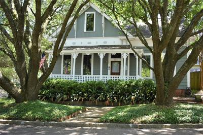 Montgomery Single Family Home For Sale: 501 Martha Street