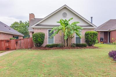 Montgomery Single Family Home For Sale: 2620 Beard Court