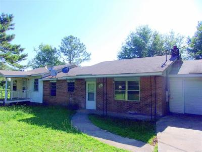 Single Family Home For Sale: 189 County Road 423
