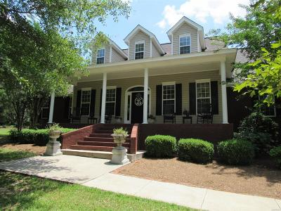 Prattville Single Family Home For Sale: 1648 County Road 57 Road