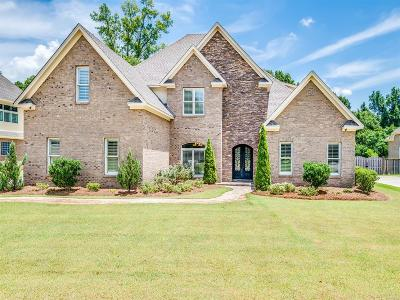 Montgomery Single Family Home For Sale: 8241 Tuscany Manor