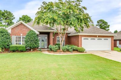Prattville Single Family Home For Sale: 604 Coleman Way