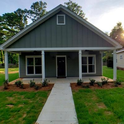 Millbrook Single Family Home For Sale: 3541 Goree Drive