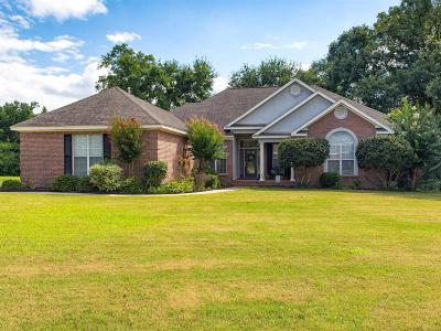 Millbrook Single Family Home For Sale: 408 McKeithen Place