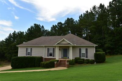 Wetumpka Single Family Home For Sale: 228 Forest Hill Road