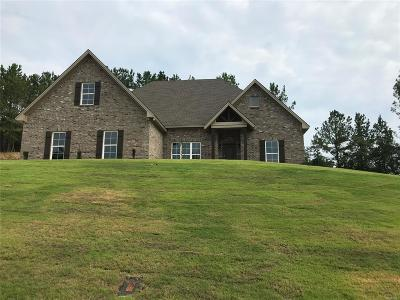 Wetumpka Single Family Home For Sale: 335 Forest Mountain Drive