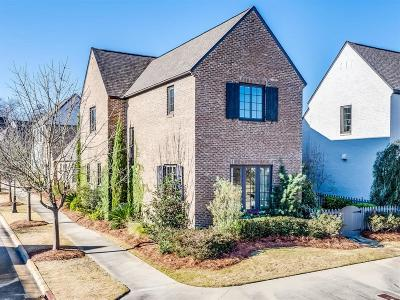 Montgomery Single Family Home For Sale: 7852 Long Acre Street