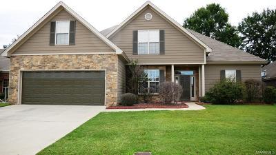 Prattville Single Family Home For Sale: 1998 Chancellor Ridge Road