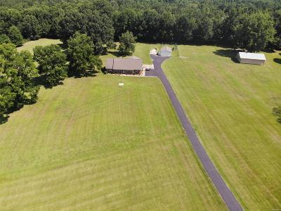 Montgomery Single Family Home For Sale: 4015 Snowdoun Chambers Road