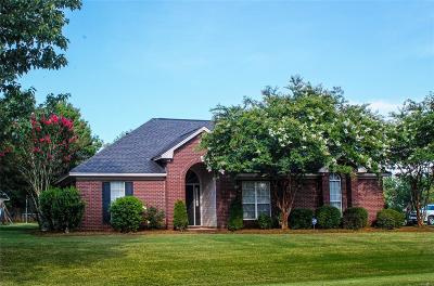 Wetumpka Single Family Home For Sale: 15 Post Oak Place