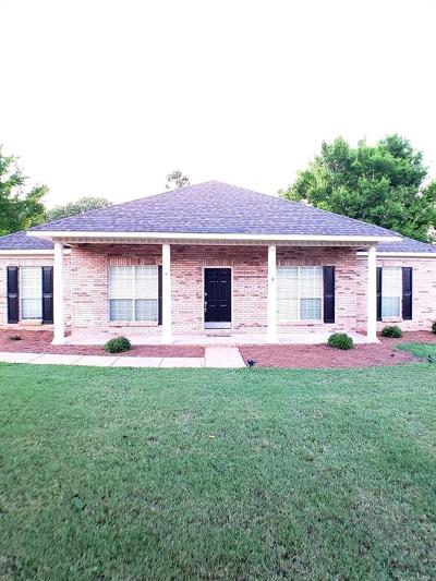 Wetumpka Single Family Home For Sale: 160 Post Oak Place