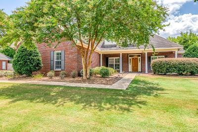 Montgomery Single Family Home For Sale: 8279 Chadburn Crossing
