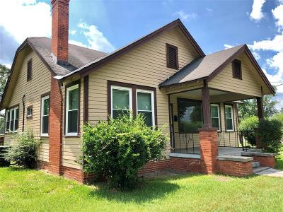 Wetumpka Single Family Home For Sale: 1007 NW Main Street
