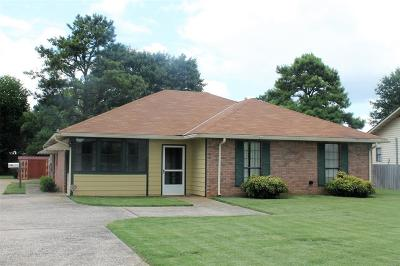 Millbrook Single Family Home For Sale: 982 Deatsville Highway