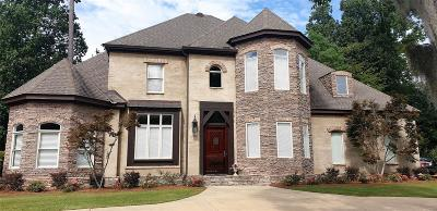 Montgomery Single Family Home For Sale: 8124 Nunn Trace