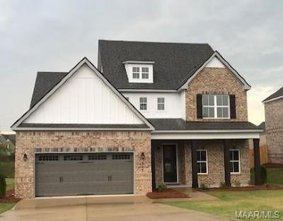 Prattville Single Family Home For Sale: 515 Jeffrey Drive