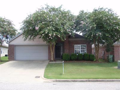 Montgomery Single Family Home For Sale: 536 Glenmede Lane