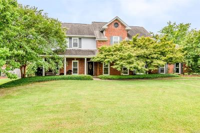Montgomery Single Family Home For Sale: 7852 Lakeridge Drive