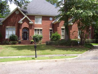 Montgomery Single Family Home For Sale: 3300 Sherrer Close