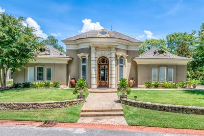 Montgomery Single Family Home For Sale: 2325 Rosemont Place