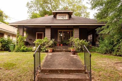 Montgomery Multi Family Home For Sale: 460 Clanton Avenue