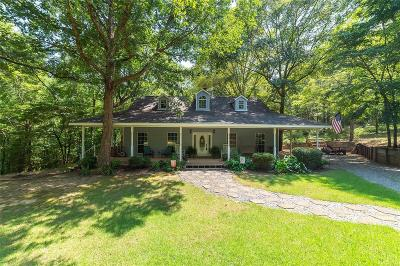 Wetumpka Single Family Home For Sale: 270 W Central Road