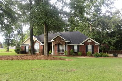 Millbrook Single Family Home For Sale: 4954 Camp Grandview Road