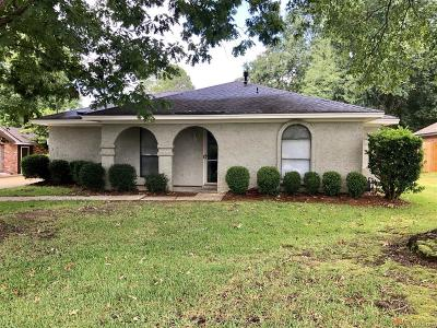 Montgomery Single Family Home For Sale: 3244 Hillcrest Lane