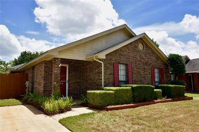 Montgomery Single Family Home For Sale: 6892 Brownwood Lane