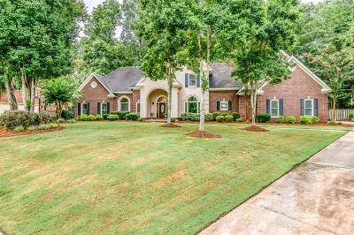 Montgomery Single Family Home For Sale: 8230 Jackson Trace