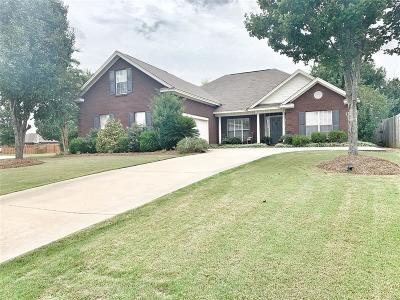 Montgomery Single Family Home For Sale: 1407 Carrier Cove
