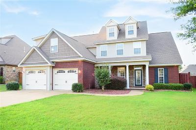 Prattville Single Family Home For Sale: 530 Overton Drive