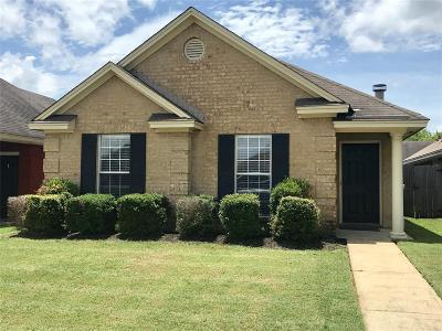 Montgomery Single Family Home For Sale: 8708 Hallwood Drive