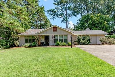 Montgomery Single Family Home For Sale: 1711 Vaughn Lane