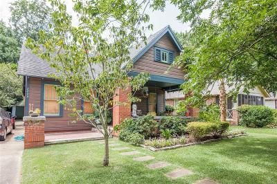 Montgomery Single Family Home For Sale: 2228 Winona Avenue