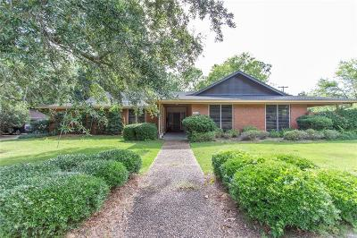 Single Family Home For Sale: 2400 Hermitage Drive