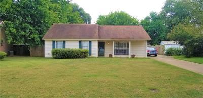 Montgomery Single Family Home For Sale: 520 Ridgewood Lane