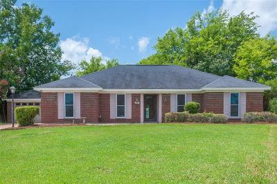 Montgomery Single Family Home For Sale: 7100 W Ridge Court