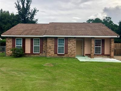 Montgomery Single Family Home For Sale: 5816 Acacia Court