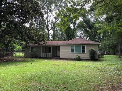 Millbrook Single Family Home For Sale: 4210 Vaughn Road