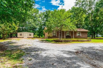 Wetumpka Single Family Home For Sale: 5950 Central Plank Road