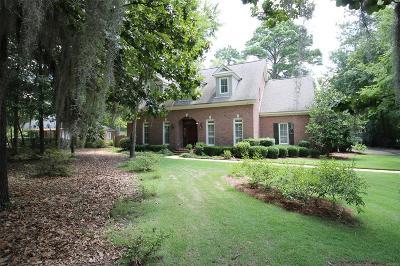 Montgomery Single Family Home For Sale: 8113 Wyndridge Drive
