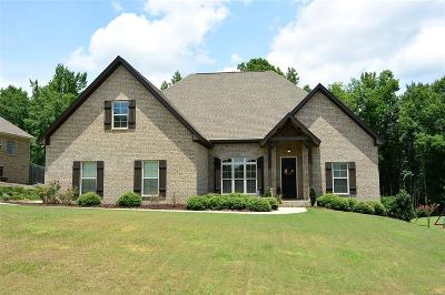 Wetumpka Single Family Home For Sale: 48 Timber Ridge