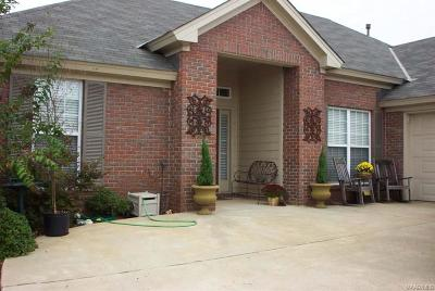 Prattville Single Family Home For Sale: 1927 Chancellor Ridge Road