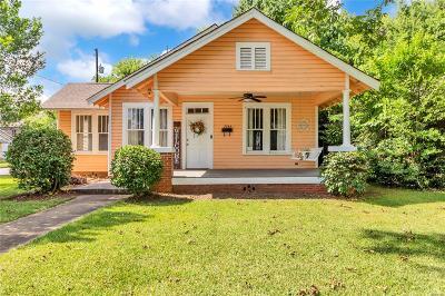 Montgomery Single Family Home For Sale: 2242 Winona Avenue