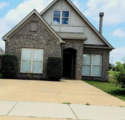 Montgomery Single Family Home For Sale: 412 Tree Line Drive